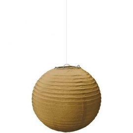 Lantern Paper - Gold - 15.5 in
