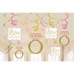 Swirl Decoration Value - Sparkling Wedding