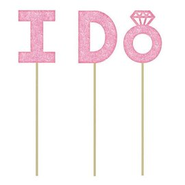 Cake Picks  - I DO