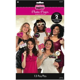 Photo Props - Bachelorette