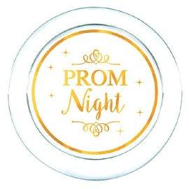 Beverage Plates- Prom Night- 16pk