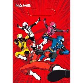 Loot Bags - Power Rangers