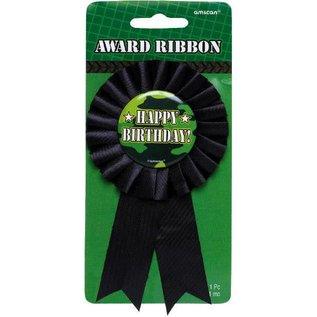 Award Ribbon- Camouflage