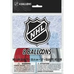 "Balloons Latex- NHL- 12"""
