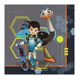 Beverage Napkins- Miles from Tomorrowland- 16pk/2ply