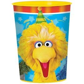 Cups- Sesame Street 2- Plastic- 16oz