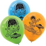 Balloons- Latex- Miles from Tomorrowland- 6pk