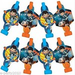 Blowouts- Miles from Tomorrowland- 8pcs