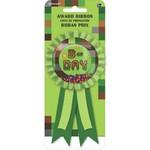 Award Ribbon- Minecraft- 1pc