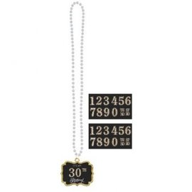 Add-Any-Age Necklace-Sparkling Celebration