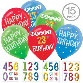 Balloons Latex- ADD-ANY-AGE