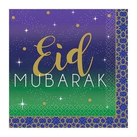 Napkins Bev - Eid Mubarak