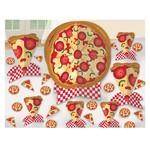 Table Decorating Kit- Pizza Party- 7pcs