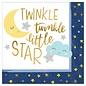 Luncheon Napkins- Twinkle Little Star- 16pk-2ply