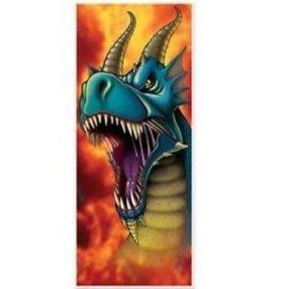 Door Cover Dragon