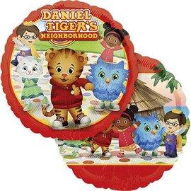 "Foil Balloon - Daniel Tiger's Neighborhood - 18"""