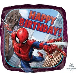 Foil Balloon - Spiderman - 18""