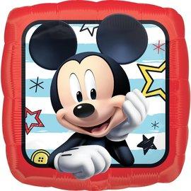 "Foil Balloon - Mickey Mouse- 18"""