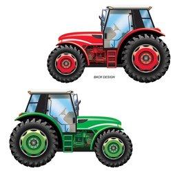 "Cutouts- Tractor- 36"" x 23"""