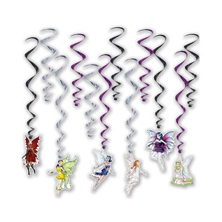 Hanging decorations Fairy Whirls