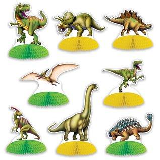 Dinosaur Mini centerpieces ( 8 PK)