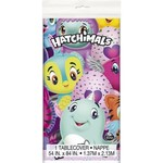 Tablecover- Rectangle- Hatchimals- Plastic