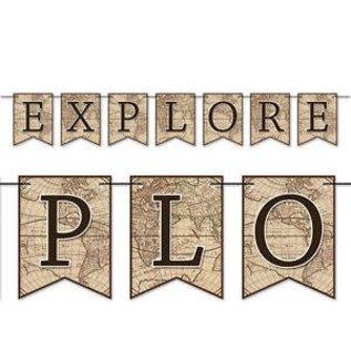 Banner - Explore - Around The World
