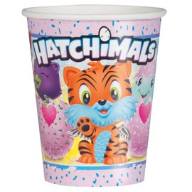 Cups-Hatchimals-Paper-9oz-8pk- Discontinued