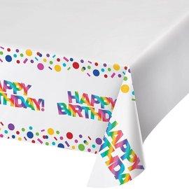 Tablecover- Rectangle Rainbow Foil - 54''x102''