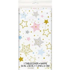 Tablecover-Plastic-Twinkle Little Star