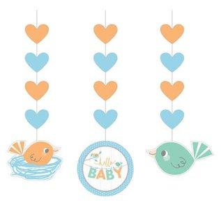 Banner - Hello Baby Boy