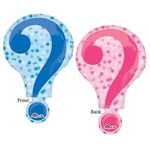 Foil Balloon Gender reveal