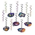 Hanging decorations - Space