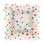 Appetizer Paper Plates-Party Diamonds
