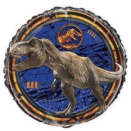 "Foil Balloon- Jurassic Park-18"""
