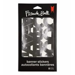 Stickers-Letter Stickers-Silver (8ct)