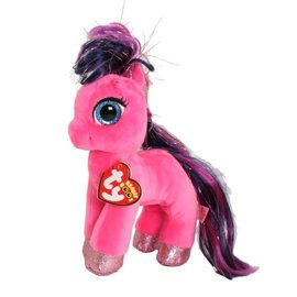 Beanie Boos-My Little Pony-Ruby-6""