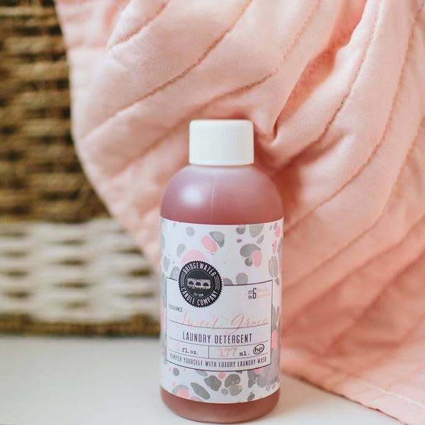 6 oz. Laundry Detergent  Sweet Grace