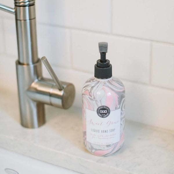 12 oz Sweet Grace Liquid Hand Soap