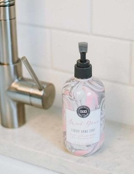 12 oz Sweet Grace Liquid Hand Soap