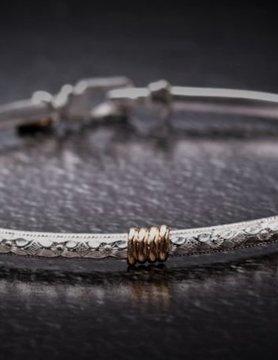 Venus Sterling Silver Bracelet