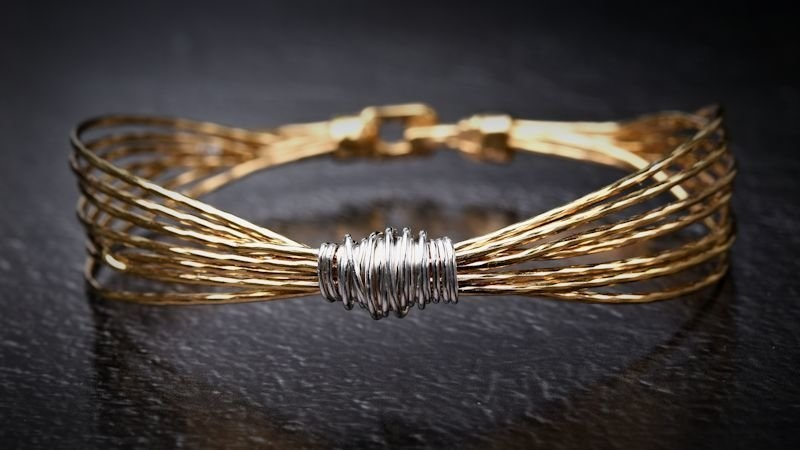 Free Spirit Bracelet in Gold