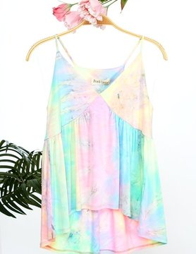 Tie Dye Love Top