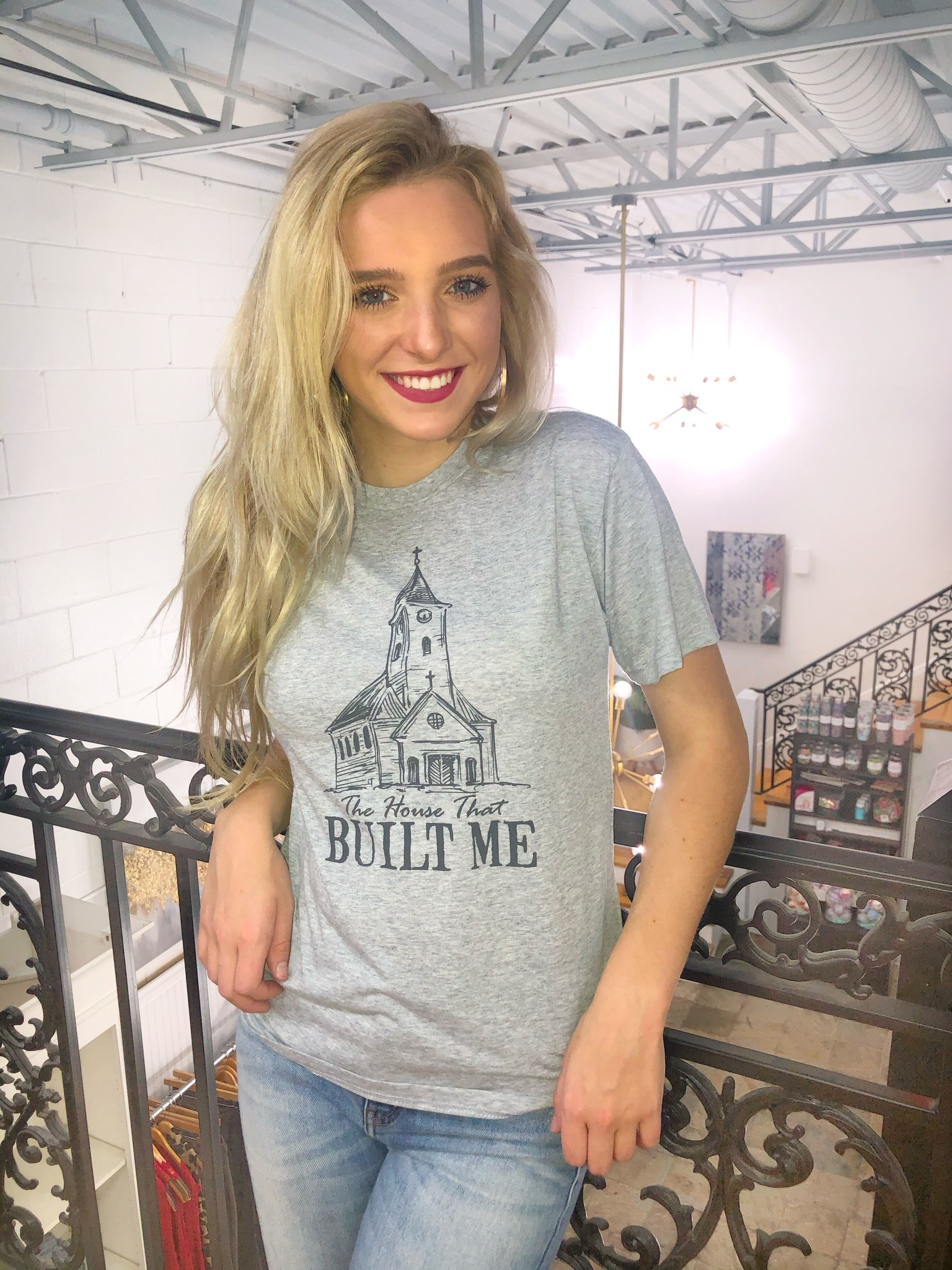 The House That Built Me Tee