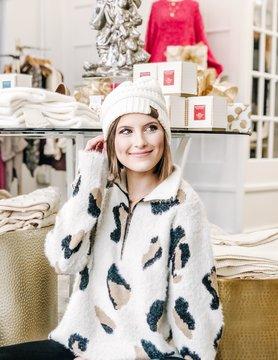 Cheetahlicious Pullover