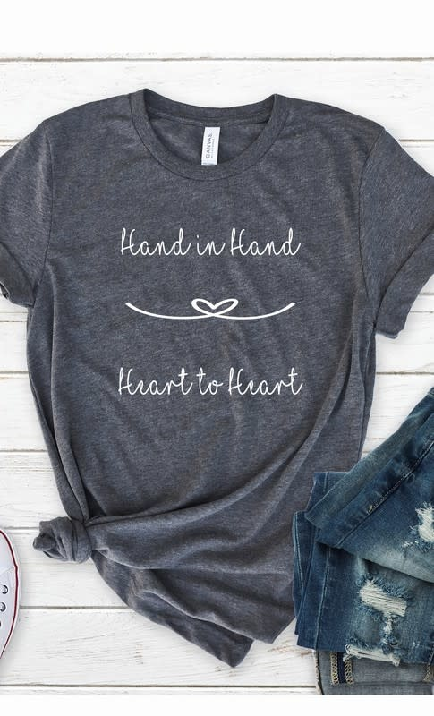 Hand in Hand Tee