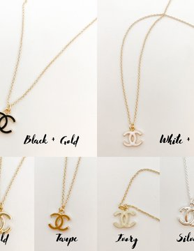 Assorted Chanel Inspired Necklace