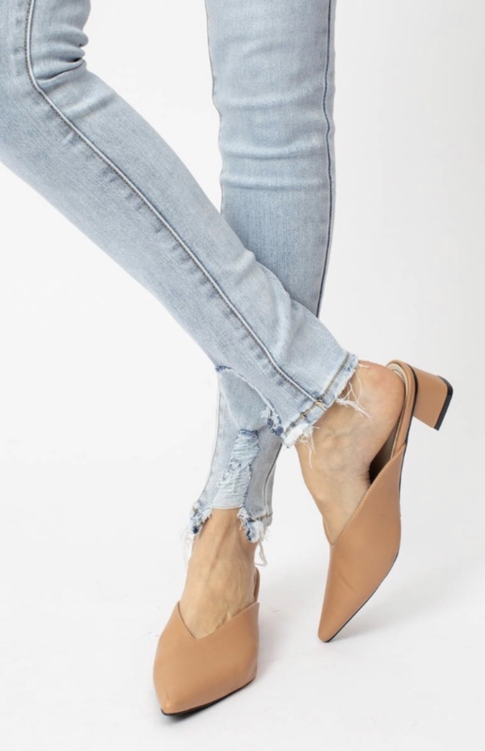 Kancan High Rise Super Skinny Jean