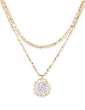 Cynthia Multi Strand Necklace