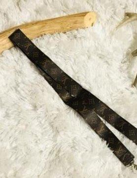 Louis Vuitton Wide Purse Strap